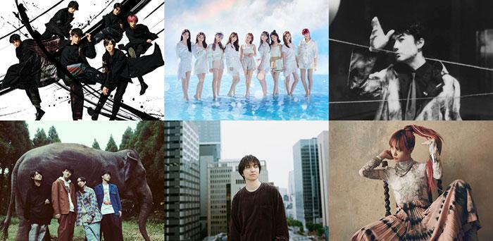 福山雅治、NiziU、マカロニえんぴつ「CDTVライブ!ライブ!」に初登場! LiSA、SixTONES、三浦大知もこだわりのステージ披露!