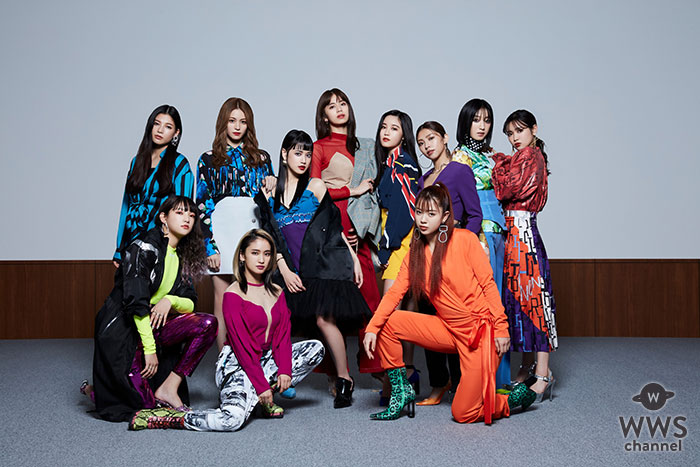E-girls「Special LIVE & TALK Show」配信決定!