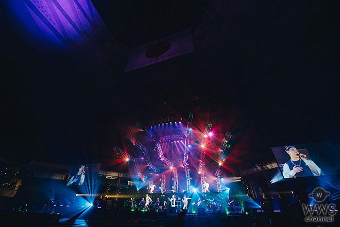 清水翔太、2年ぶりとなる日本武道館2DAYS公演が大盛況のうちに終幕!「ポジティブに前に進んで行けば、 きっと新しい世界を作れる」