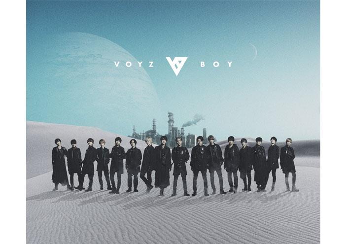 総勢44名の次世代ボーイズグループ 「VOYZ BOY」 記念すべき1st singleのリリースを発表!