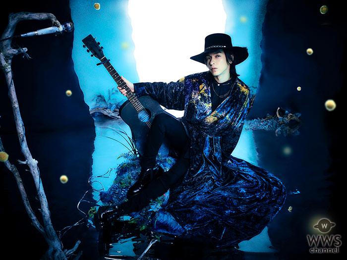 BREAKERZのギタリスト・AKIHIDE、11/25リリースのアルバムから2曲先行配信スタート! 4週連続の配信ライブツアーも開催中!