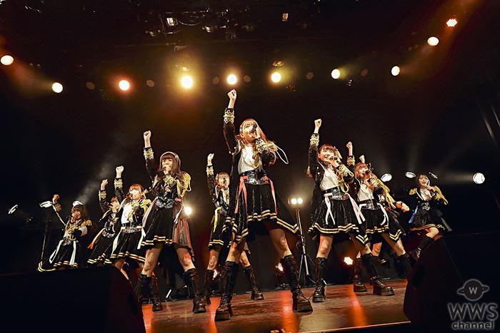 SUPER☆GiRLS(スパガ)約9ヶ月ぶりの有観客ライブ