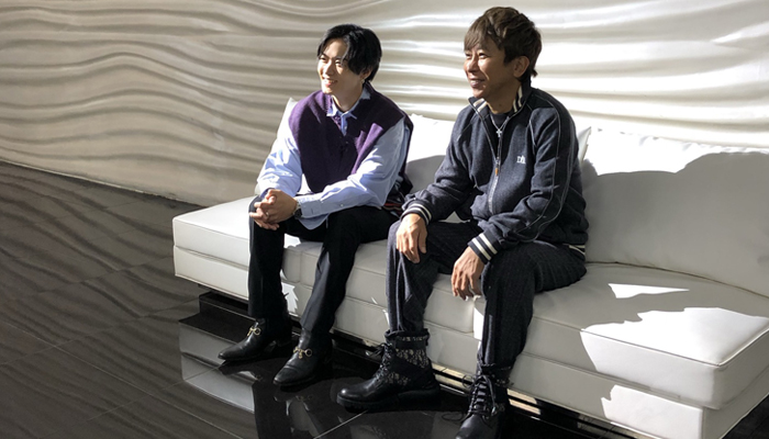 『Numero TOKYO』松浦勝人の連載企画にTHE RAMPAGE from EXILE TRIBEの川村壱馬が登場!