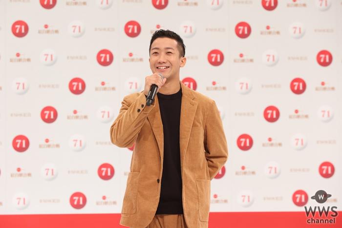 瑛人、『第71回NHK紅白歌合戦』に初出場決定!「大切な全ての人に向けてしっかり歌を届けたいと思います!」