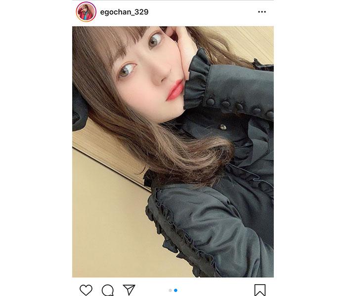 SKE48 江籠裕奈、フランス人形のような王道ゴスロリに「可愛い!」の声殺到!!