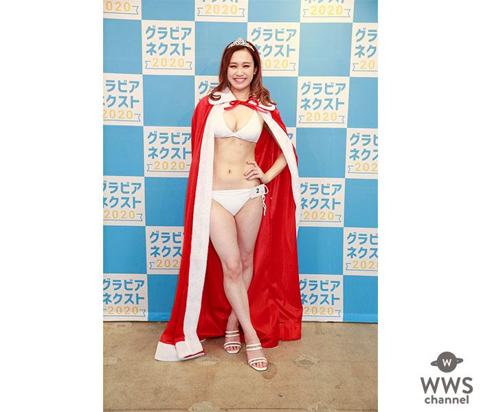 「グラビアネクスト2020」グランプリは20歳の女性社長・冨樫真凜さんに決定!
