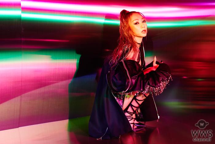倖田來未、最新ミニアルバム収録「Killer monsteR」が先行配信&MVも公開