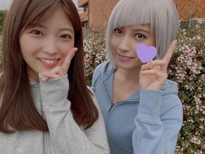 工藤美桜、ヨドンナ役・桃月なしこのニコニコ2ショットに歓喜の声!「微笑ましいですね」
