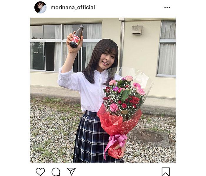 森七菜が出演する「オロナミンC」新CM放送中!「飛び蹴りすごかった!!」「可愛すぎ」と反響も!