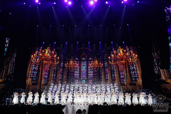 乃木坂46 ナゴヤドームで開催の「8th YEAR BIRTHDAY LIVE」映像作品の発売が決定!