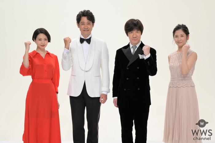 NHK紅白歌合戦、司会者3名のコメント発表!大泉洋「命がけで頑張ります!」