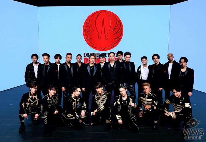 三代目JSB、10周年記念の配信ライブ開催!EXILEメンバーも祝福