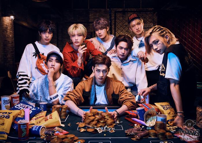 Stray Kids、「ALL IN」のMVが1000万回再生を突破!フジテレビ系『Love music』の出演も決定!!