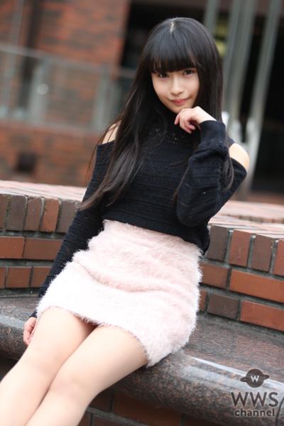 【写真特集】望月琉叶(民族ハッピー組)がクールな肩出しファッションで登場!