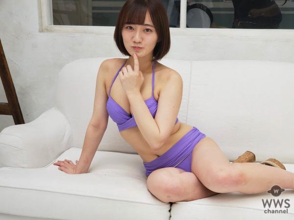 dela・近藤真琴のラスト撮影会から独占水着写真!「最強に楽しかったです。 delaが大好き。」
