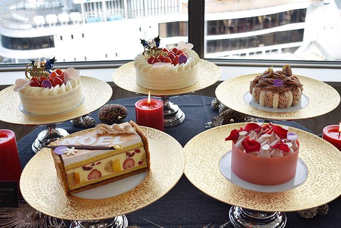 ドラマで話題の德永氏がプロデュース!『ホテル インターコンチネンタル 東京ベイ』の2020年クリスマスケーキ!