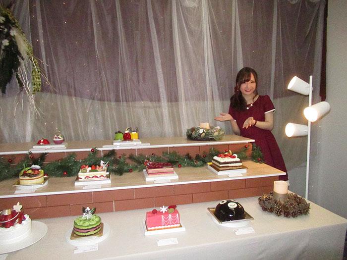 仕事帰りに東京駅で買える!『グランスタ東京』と『グランスタ丸の内』のクリスマスケーキ!