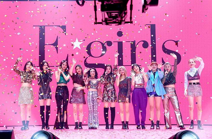 6日目はE-girlsラストライブ!! 『LIVE×ONLINE BEYOND THE BORDER』 「E-girlsは宝物」11人はそれぞれの道へ
