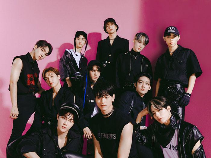 THE BOYZ、来年春に日本フルアルバムのリリースが決定!!