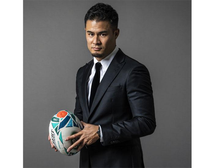 ラグビー日本代表・田村優 初めてのオンラインファンミーティング開催を発表! 「皆さんとお会いできるのを楽しみにしています!」