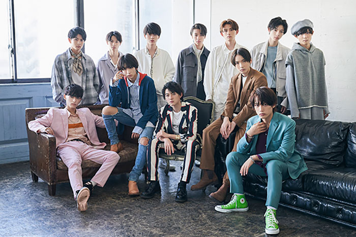 BATTLE BOYS 5th STAGE シングル「僕たちと輝く未来へ」2021年2月24日発売決定!