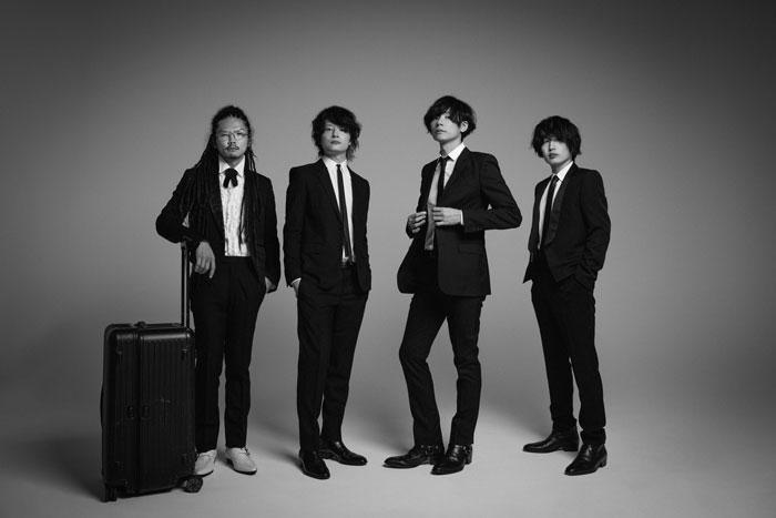 [Alexandros]、庄村聡泰の勇退ライブをWOWOWで生中継!