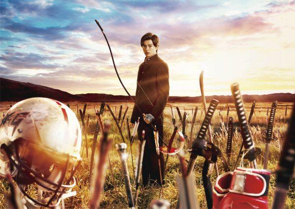 UVERworld、映画「ブレイブ -群青戦記-」とタッグ!新曲『HOURGLASS』書下ろし!