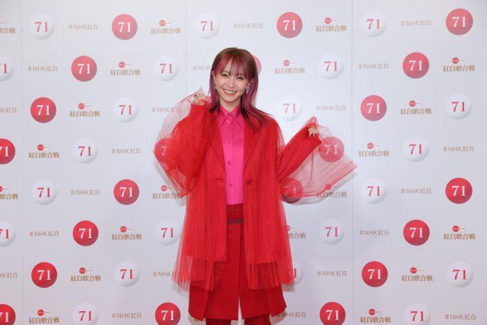 LiSA、紅白で「鬼滅の刃」メドレーを披露<第71回NHK紅白歌合戦>
