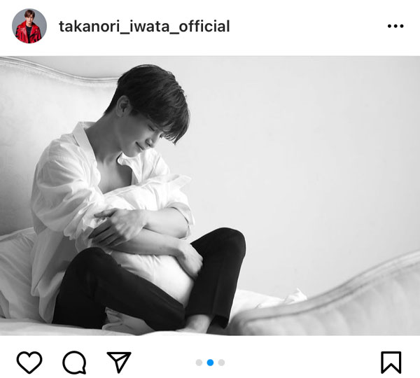 三代目JSB 岩田剛典、「色気の鬼」な白シャツ姿に歓喜の声!「毎日の疲れが癒させる」