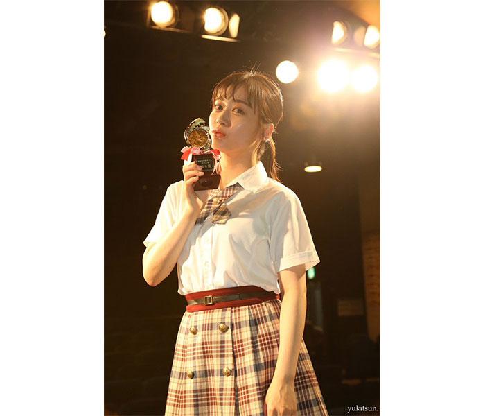NMB48 川上千尋、22歳の1年は「着実に目標を叶えていけるように」!