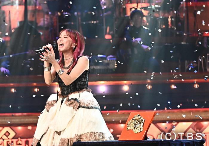 LiSA『炎』が「日本レコード大賞」を受賞!<第62回 輝く!日本レコード大賞>