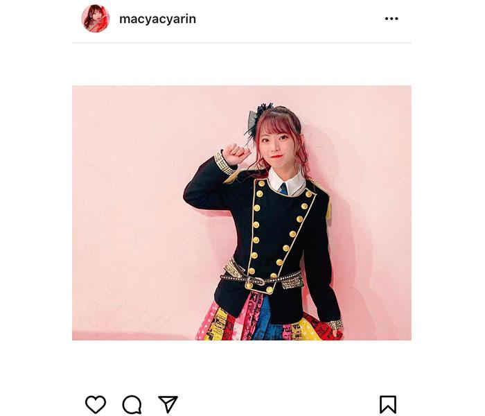 AKB48 馬嘉伶、デビュー5周年を迎え思い出の『ヘビーローテーション』衣装を披露!