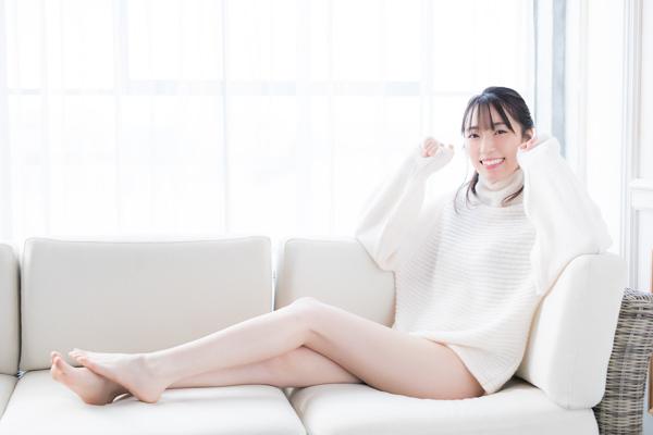 """松井咲子、""""妄想""""をテーマにした20代最後の写真集発売!大胆ランジェリーショットも掲載"""