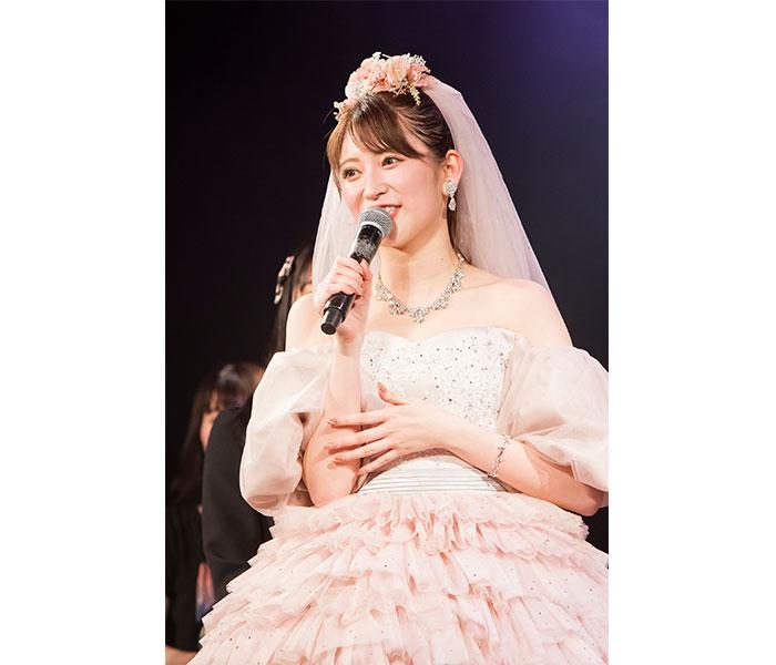 NMB48 吉田朱里、アイドル10年の歴史に終止符!「アイドルをしている時間が一番好きでした」