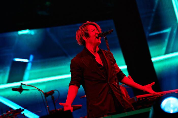 GLAY、約束の『SOUL LOVE』を披露!デビュー25周年ライブのグランドフィナーレを開催