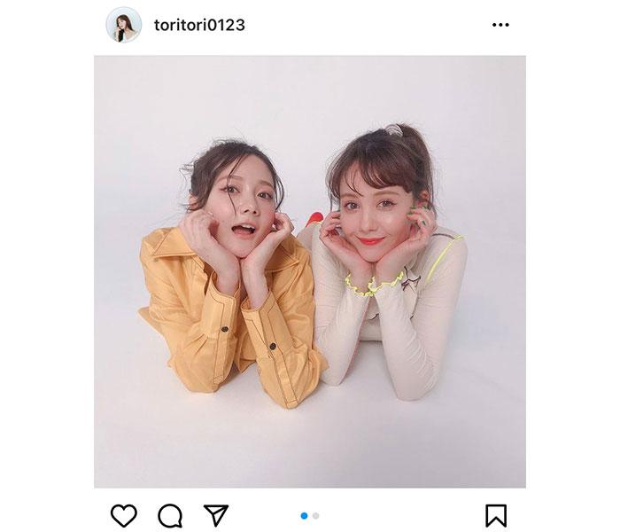トリンドル玲奈&トリンドル瑠奈の2ショットが話題!「美人姉妹」「天使みたい!」