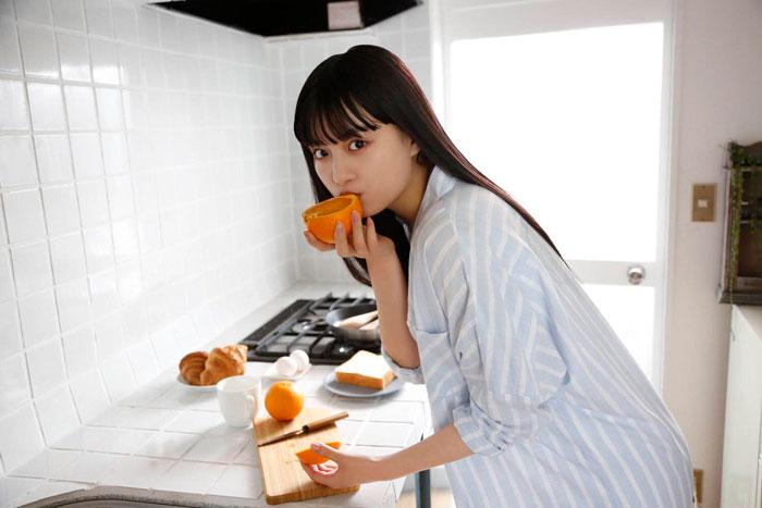 鶴嶋乃愛が初のカレンダーブックを発売!19歳の等身大の姿が一冊に