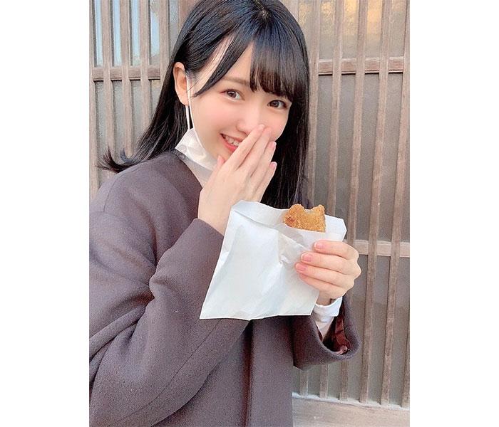 HKT48 運上弘菜、太宰府デート気分を味わえる写真公開!「こんな彼女いるなら一生幸福」