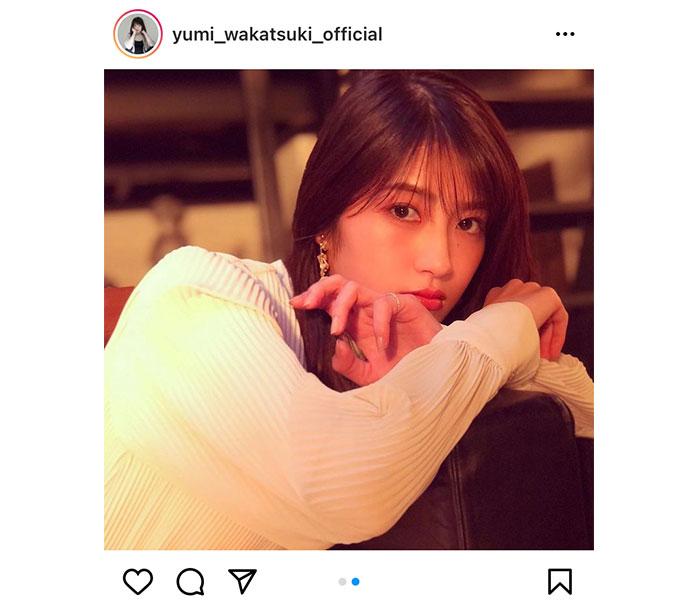若月佑美、Novelbright新曲MVのオフショット公開「儚い表情がすごくよかった」