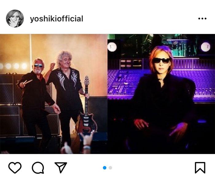 X JAPAN YOSHIKI、NHK紅白出場を前にメッセージ「みんな一緒に歌ってね!」