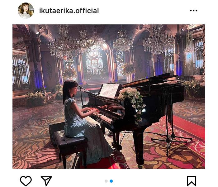乃木坂46 生田絵梨花、森山直太朗と『愛しき君へ』をコラボ「素敵な歌に溶け込むことができて幸せだった」