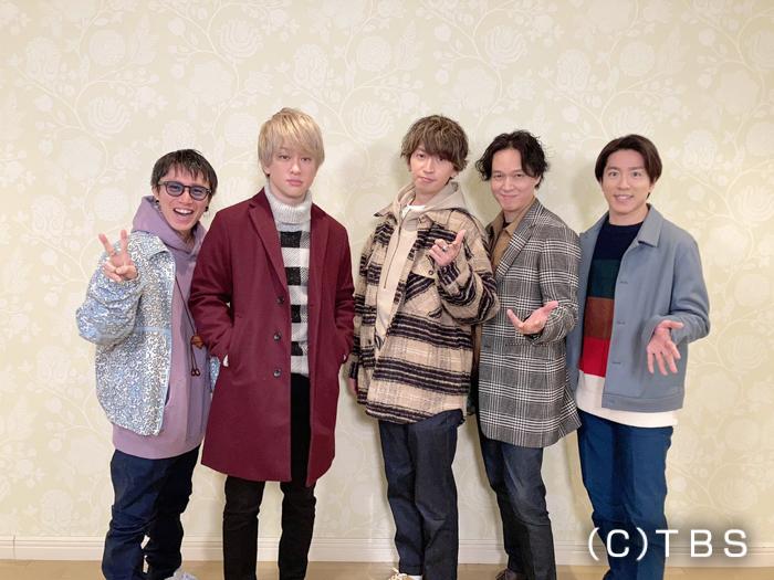 関ジャニ∞がメンバー全員で告白したい女の子を応援!『モニタリング』3時間SP放送!!