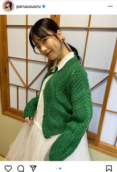 島崎遥香、テレビ収録前の様子をYouTubeで公開!「やはり、ぱるるは可愛い」