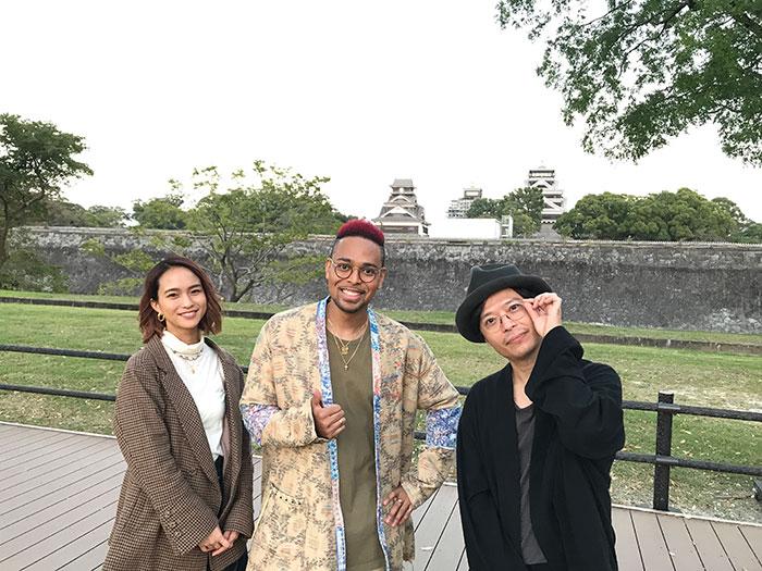EXILE NESMITH,Leola&中⽥裕⼆、熊本応援ソング「さるこうよ」 MVフル尺がYouTubeで公開!