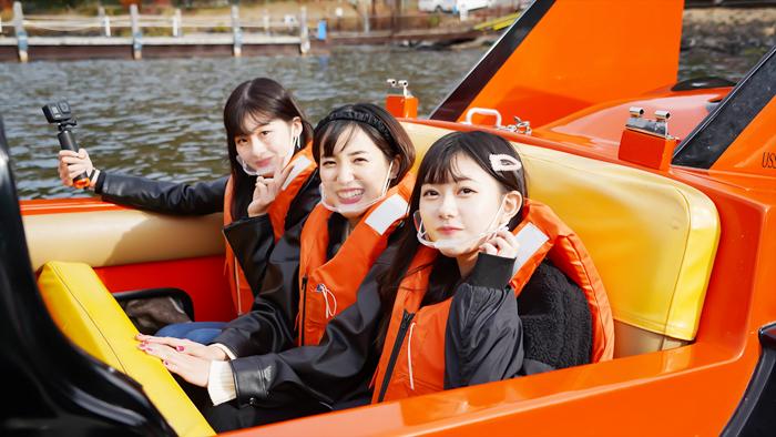 AKB48の新ユニット「TinTlip」(ティントリップ)メンバーが創作ダンスの女子旅へ!【AKB48踊る女子旅】放送&配信決定!!