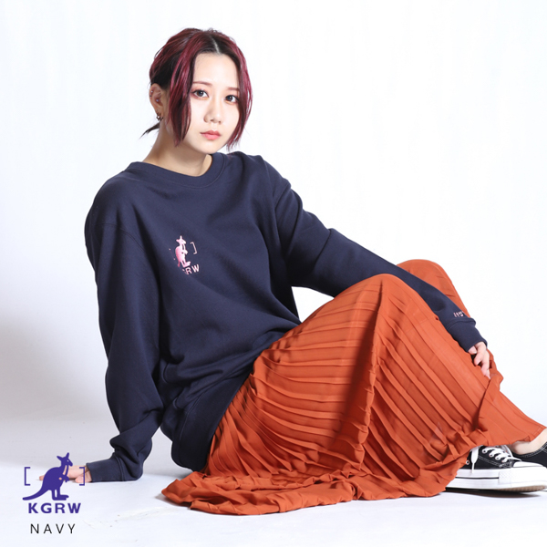 古畑奈和(SKE48)がKANGOL REWARDとコラボしたトレーナーの受注販売がスタート