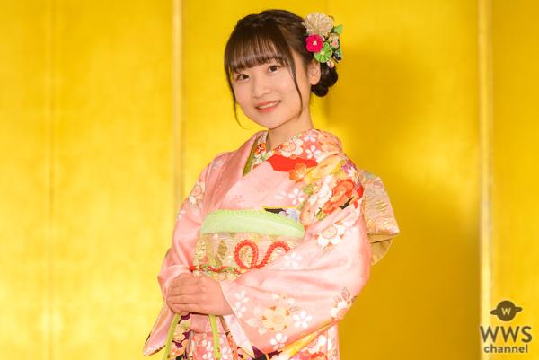 SKE48 池田楓、夢は佐世保の観光大使!成人式で明かした数々の目標