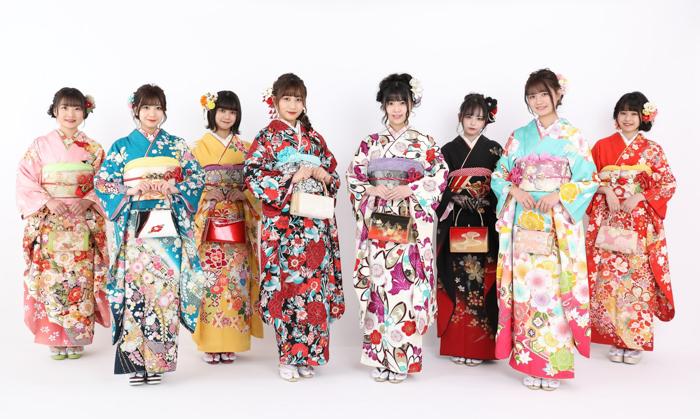 SKE48新成人メンバーの晴れ着姿を楽しめる「NFTトレカ」が発売決定!