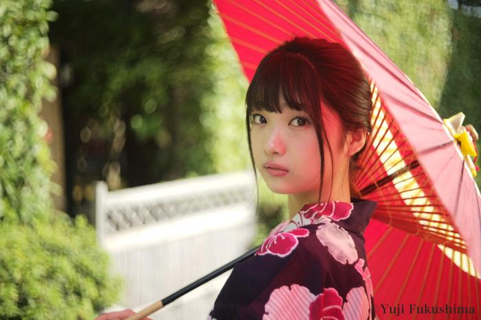 夢みるアドレセンス 山下彩耶と写真家・福島裕二による写真展が2月開催
