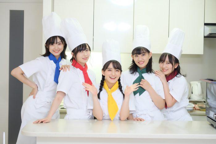 たこやきレインボーがたこ焼き器でおしゃかわカフェレシピに挑戦!?「cookpadLive」にて新番組スタート!!